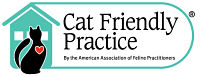 Cat Friendly Practice Logo